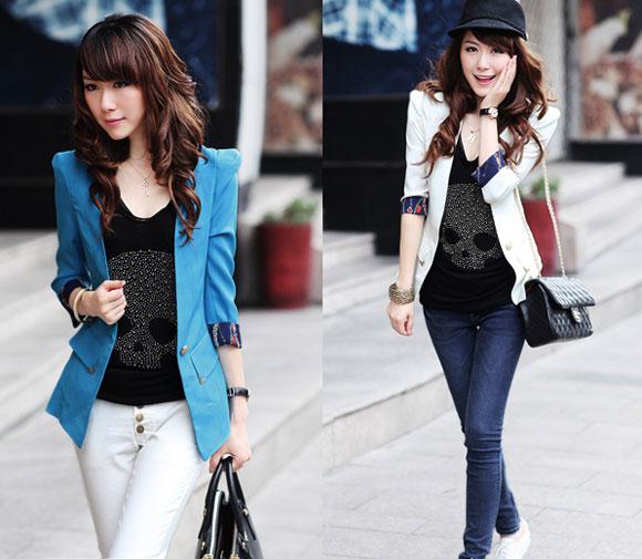 Những cách mix áo vest đẹp và quyến rũ cho nàng công sở - Ảnh 9