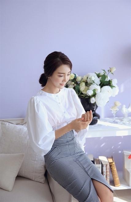 Biến hóa sành điệu, quyến rũ cùng áo sơ mi trắng - Ảnh 8