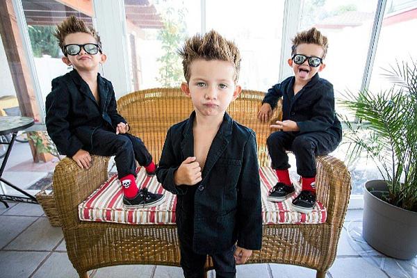 5 lời khuyên nuôi dạy bé trai thành người lịch thiệp - Ảnh 1
