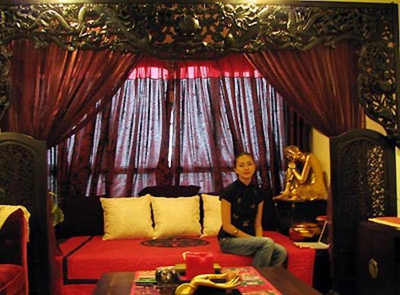 Điểm danh những biệt thự dát vàng của sao Việt - Ảnh 15