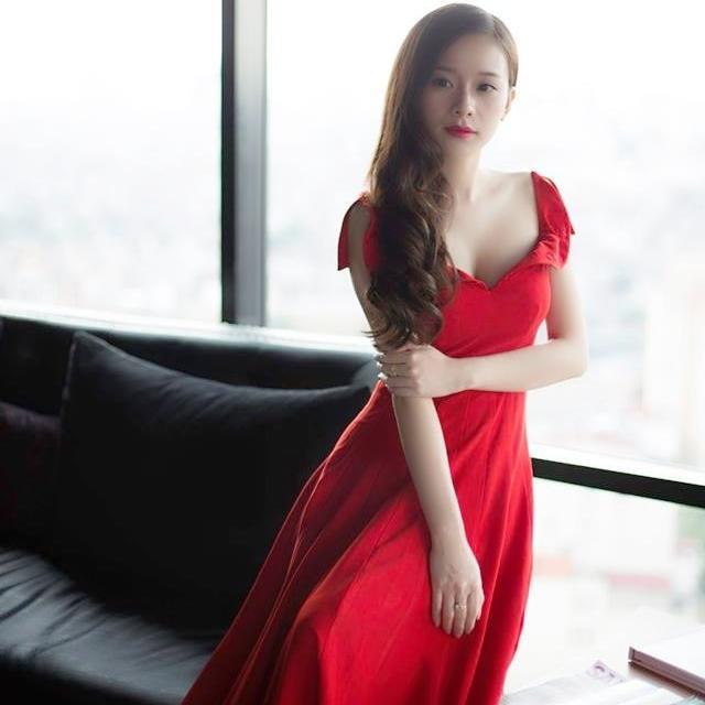 Nhan sắc nóng bỏng của cô gái gái xinh đẹp Trang Cherry - Ảnh 6