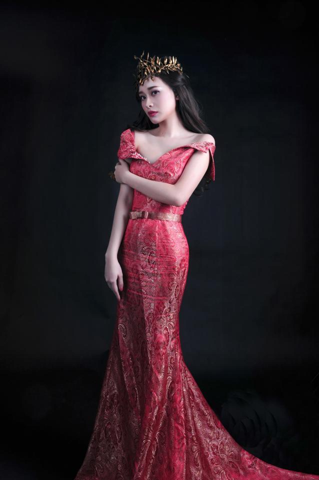 Nhan sắc nóng bỏng của cô gái gái xinh đẹp Trang Cherry - Ảnh 7
