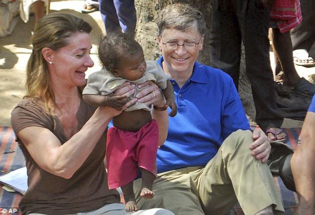 Bật mí những bí mật đời tư của vợ tỷ phú Mỹ Bill Gates - Ảnh 3
