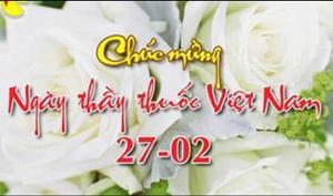 Những hình ảnh đẹp về ngày Thầy thuốc Việt Nam - Ảnh 1