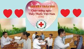 Những hình ảnh đẹp về ngày Thầy thuốc Việt Nam - Ảnh 9