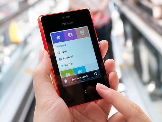 Nokia Asha 503: Điện thoại giá rẻ, tiện ích - Ảnh 2