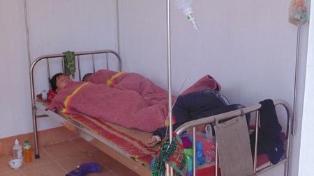 Bé 3 tuổi tử vong vào ngày 30 Tết vì bệnh sởi - Ảnh 1