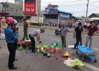 Kinh hoàng những vụ thai phụ tử vong vì tai nạn giao thông - Ảnh 4