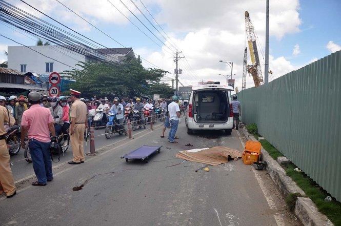 Kinh hoàng những vụ thai phụ tử vong vì tai nạn giao thông - Ảnh 1