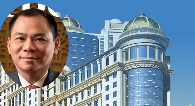 Phạm Nhật Vượng tụt hơn 100 bậc trên bảng xếp hạng của Forbes - Ảnh 1