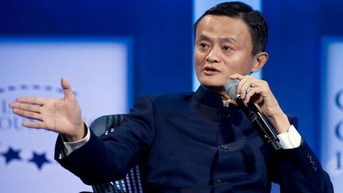 """""""Trùm"""" thương mại điện tử Jack Ma thú nhận không mua sắm online - Ảnh 1"""