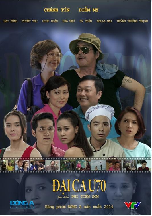"""Phim """"Đại ca U70"""" chính thức lên sóng ngày 8/10/2014 - Ảnh 1"""