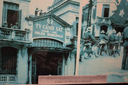 Hình ảnh Hà Nội những ngày đầu giải phóng - Ảnh 8