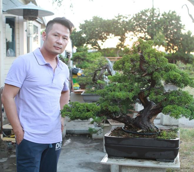 Bằng Kiều khoe vườn bonsai tiền tỷ ở Mỹ - Ảnh 3