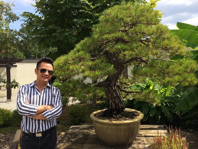 Bằng Kiều khoe vườn bonsai tiền tỷ ở Mỹ - Ảnh 6