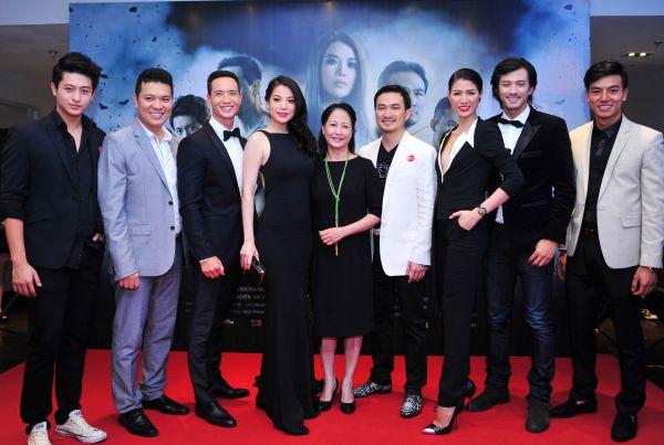 Giao lưu trực tuyến với Trương Ngọc Ánh, Kim Lý và ekip Hương Ga - Ảnh 2