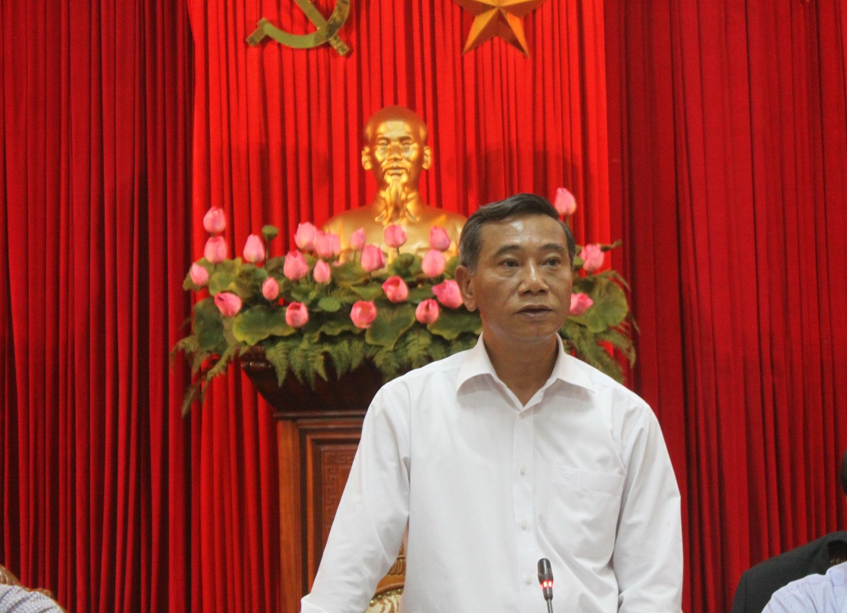 Chủ tịch quận Ba Đình: Không có chuyện dỡ bỏ chợ Thành Công - Ảnh 1