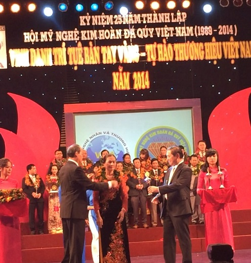 Vàng bạc Sánh Ghi: Thương hiệu vàng uy tín, đẳng cấp người Việt - Ảnh 2