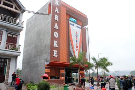 Vụ cháy quán karaoke ở Lạng Sơn: Tiếng kêu cứu thất thanh - Ảnh 1