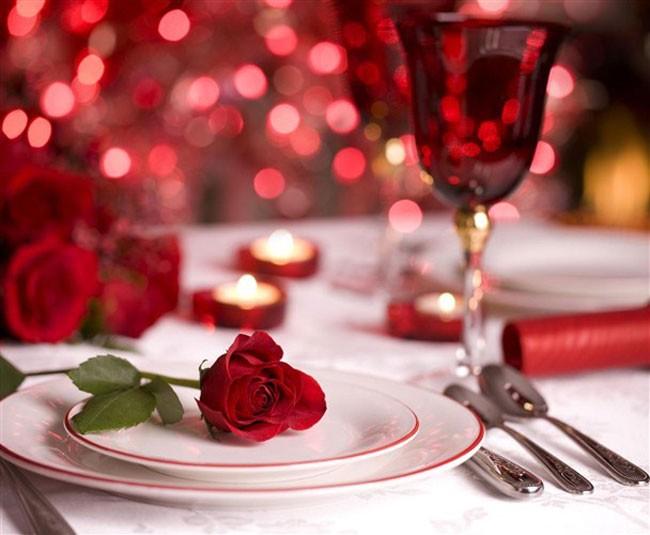 Chi bạc triệu cho tiệc Valentine lãng mạn - Ảnh 2