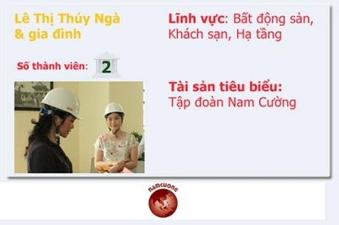 Top 20 gia đình kinh doanh hàng đầu Việt Nam  - Ảnh 11