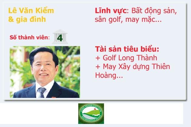 Top 20 gia đình kinh doanh hàng đầu Việt Nam  - Ảnh 15