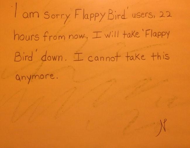 """Giật mình bức vẽ  """"Bye Bye Flappy Bird"""" giá 1 tỷ đồng - Ảnh 7"""