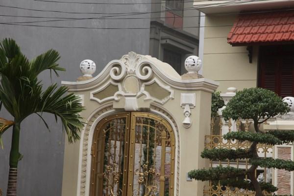 Đẹp lộng lẫy ngôi biệt thự phong cách Pháp của đại gia Hà Nội - Ảnh 5