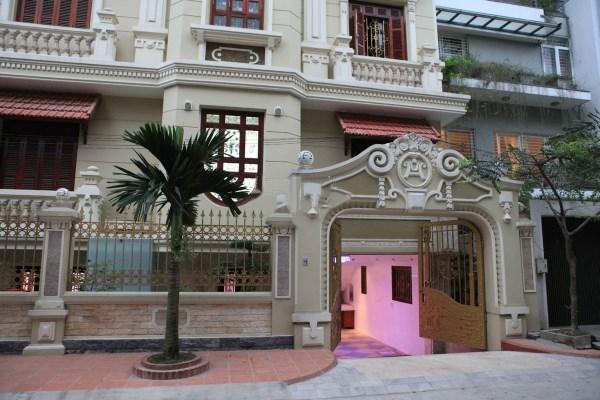 Đẹp lộng lẫy ngôi biệt thự phong cách Pháp của đại gia Hà Nội - Ảnh 8