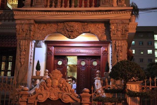 Đẹp lộng lẫy ngôi biệt thự phong cách Pháp của đại gia Hà Nội - Ảnh 9