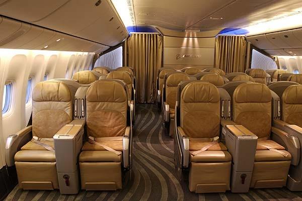 Những điều chưa biết về dòng máy bay mất tích Boeing 777 - Ảnh 11