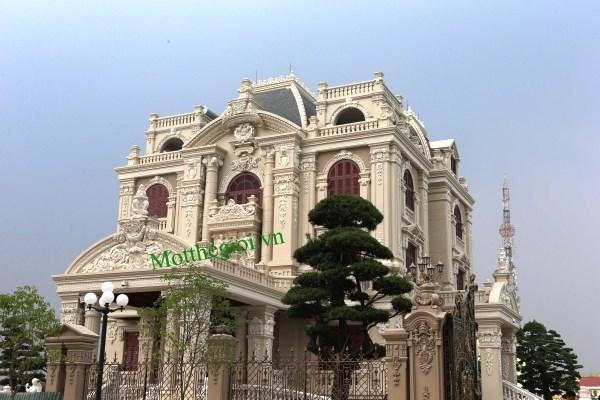 Lâu đài đắt đỏ bậc nhất Việt Nam - Ảnh 1