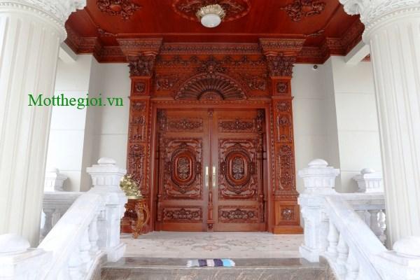 Lâu đài đắt đỏ bậc nhất Việt Nam - Ảnh 10