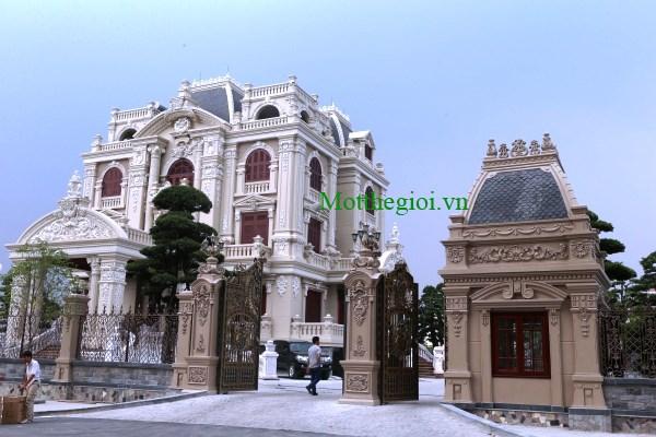 Lâu đài đắt đỏ bậc nhất Việt Nam - Ảnh 2