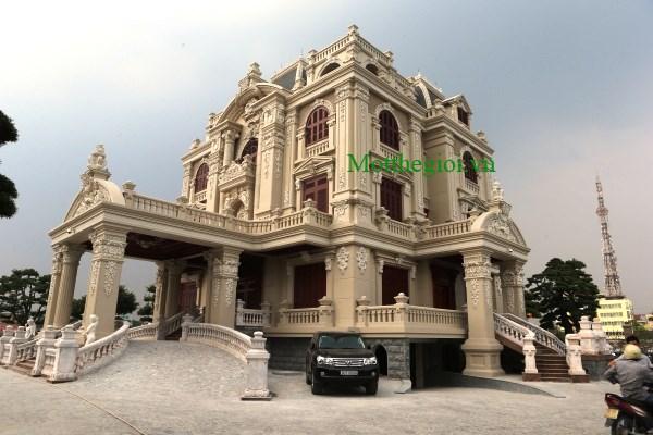 Lâu đài đắt đỏ bậc nhất Việt Nam - Ảnh 3