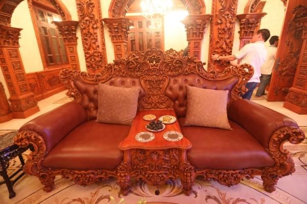 Phòng ngủ Tổng thống, nhà tắm Đế vương của đại gia Việt - Ảnh 3