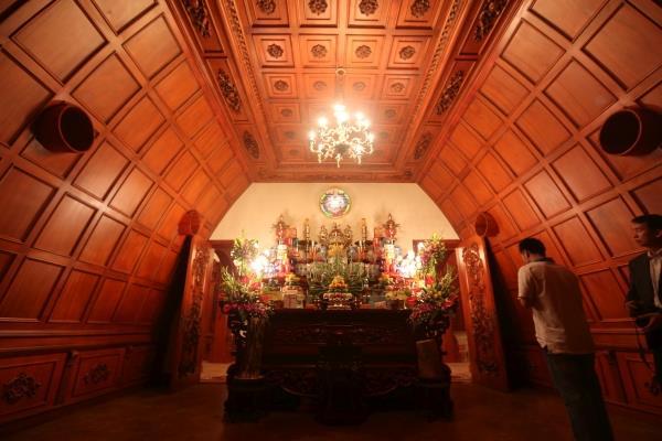 Phòng ngủ Tổng thống, nhà tắm Đế vương của đại gia Việt - Ảnh 5