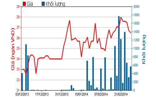 Nữ cổ đông 9X chi 32 tỷ đồng mua hơn 1 triệu cổ phiếu - Ảnh 1