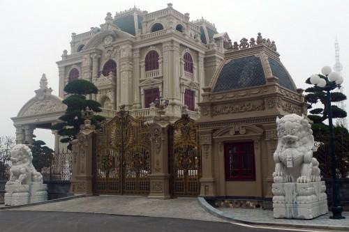 Đại gia Việt xây lâu đài, khoe tiền trăm tỷ - Ảnh 3