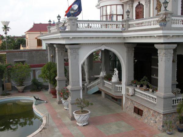 Đại gia Hải Phòng sở hữu lâu đài Châu Âu sang trọng - Ảnh 8