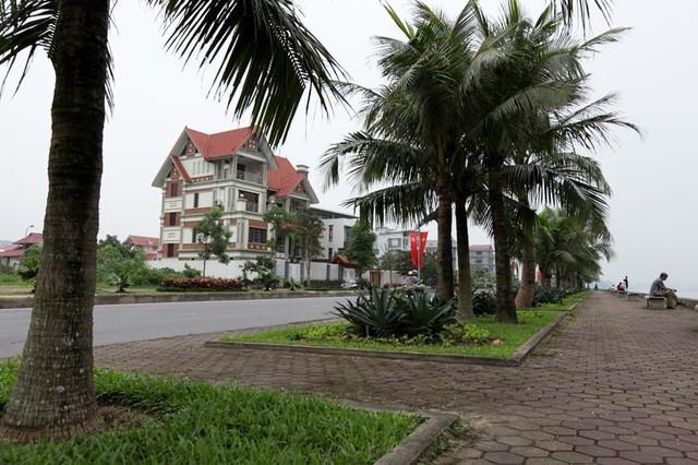 Những lâu đài ở phố nhà giàu bậc nhất Quảng Ninh - Ảnh 4