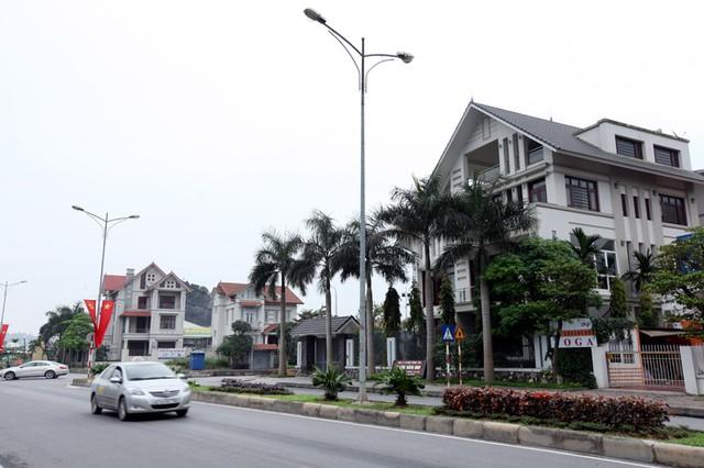 Những lâu đài ở phố nhà giàu bậc nhất Quảng Ninh - Ảnh 5