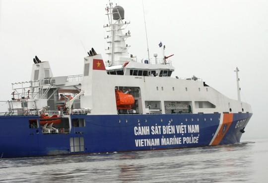 """Hai """"quả đấm thép"""" của Cảnh sát biển sẽ tiếp cận giàn khoan 981 - Ảnh 3"""