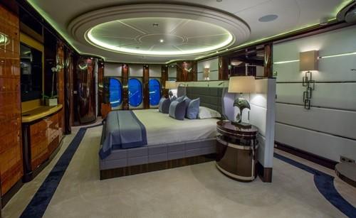 Chiêm ngưỡng siêu du thuyền giá thuê gần nửa triệu đô/tuần - Ảnh 11