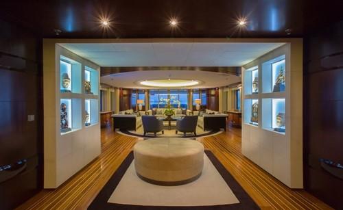 Chiêm ngưỡng siêu du thuyền giá thuê gần nửa triệu đô/tuần - Ảnh 7
