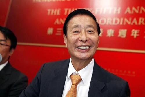 7 tỷ phú tự thân giàu có nhất châu Á năm 2014 - Ảnh 2