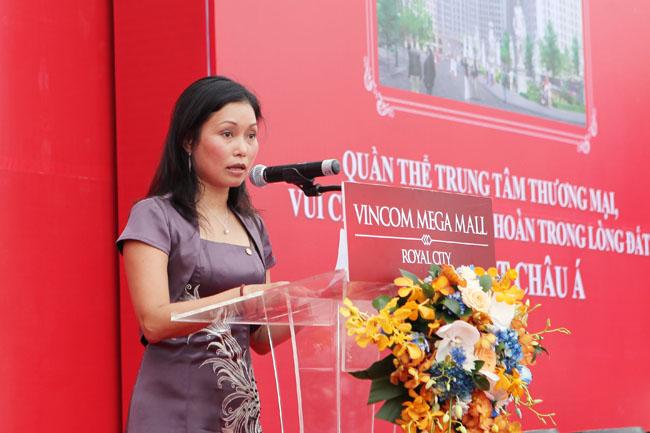 Nữ tướng của Vingroup bất ngờ xin từ chức Phó Chủ tịch HĐQT  - Ảnh 1