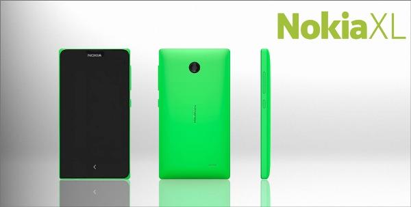 Nokia XL đã chính thức có mặt tại Việt Nam, giá 3.69 triệu đồng - Ảnh 1