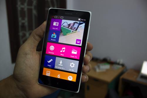Đập hộp Nokia XL chính hãng bắt đầu bán tại Việt Nam - Ảnh 4