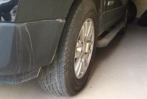 Cận cảnh xe khủng Ford Expedition của GĐ Công an Ninh Bình - Ảnh 4